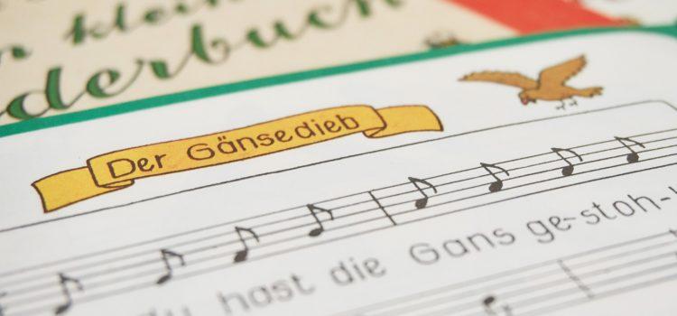 Singen mit Kindern – Kostenfreie Texte deutscher Kinderlieder