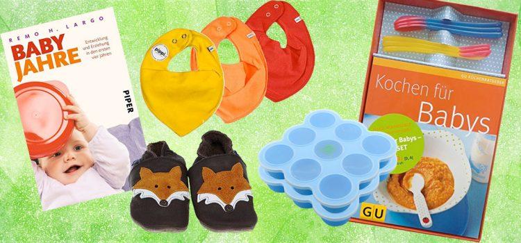 10 nützliche Geschenke zur Geburt